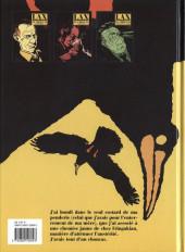 Verso de Le choucas -1- Le Choucas rapplique