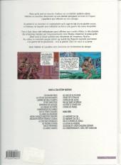 Verso de Valérian -3h2007- Le pays sans étoiles