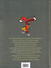 Verso de Spirou et Fantasio -HCourte2'- La Foire aux gangsters