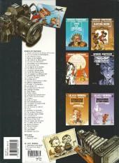 Verso de Spirou et Fantasio -11f01- Le gorille a bonne mine