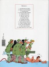 Verso de Les femmes en Blanc -2b1996- Gaze à tous les étages
