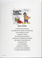 Verso de Iznogoud -10b1984- Iznogoud l'acharné