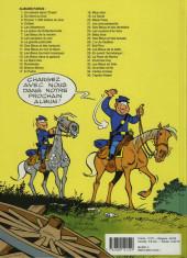 Verso de Les tuniques Bleues -25Fête- Des Bleus et des bosses