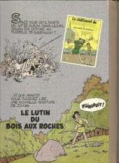 Verso de Johan et Pirlouit -2TL- Le Maître de Roucybeuf