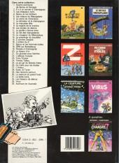 Verso de Spirou et Fantasio -25d85- Le gri-gri du niokolo-koba