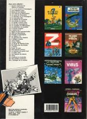 Verso de Spirou et Fantasio -26d86- Du cidre pour les étoiles