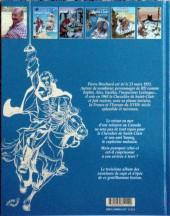 Verso de Le chevalier de Saint-Clair -3a- Le Loup des Mers suivi de Les quatre Secrets du Manoir
