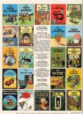 Verso de Tintin (Historique) -22C6- Vol 714 pour sydney