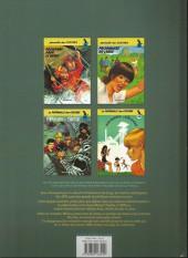 Verso de La patrouille des Castors -INT6- L'intégrale 6 (1978-1983)
