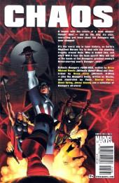 Verso de Avengers (The) (1963) -INT- Avengers Disassembled