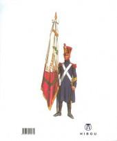 Verso de (AUT) Funcken -U5 1a2015- Uniformes et armes des soldats du XIXe siècle - Tome 1