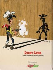 Verso de Lucky Luke (Les aventures de) -5Pub- Cavalier seul