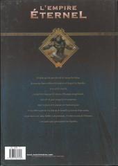Verso de Empire éternel -1- L'honneur d'un guerrier...