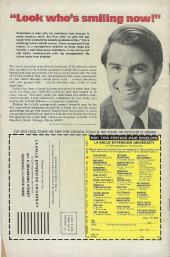 Verso de Iron Fist (1975) -4- The Rampage of Radion!