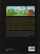 Verso de Dinosaur Bop -5- Notre-Dame de la Taïga