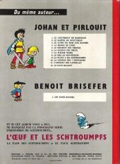 Verso de Les schtroumpfs -1a65- Les schtroumpfs noirs