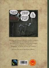 Verso de Traquemage -1- Le serment des Pécadous