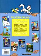 Verso de Billy the Cat -8- La vie de chaton