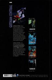 Verso de Gotham Central (Urban comics) -4- Tome 4