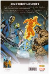 Verso de Fantastic Four (Vol.2) (Marvel Deluxe) -2- Trois