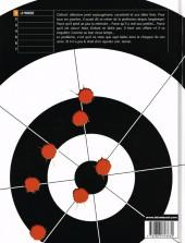 Verso de Sept balles pour Oxford -1- La Promesse