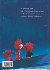 Verso de SuperS -1- Une petite étoile juste en dessous de Tsih