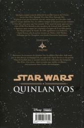 Verso de Star wars - Quinlan Vos -2- Volume II