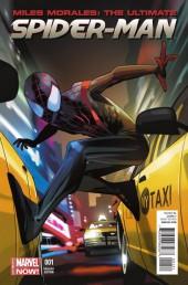 Verso de Miles Morales: Ultimate Spider-Man (2014) -1- Issue 1