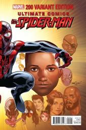 Verso de Ultimate Spider-Man (2000) -200- Issue 200