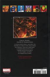 Verso de Marvel Comics - La collection (Hachette) -3843- Ghost Rider - Enfer et Damnation