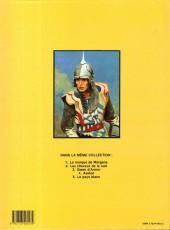 Verso de Les Écluses du ciel -3b1990- Gwen d'Armor