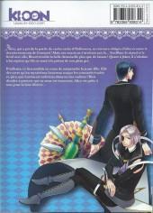 Verso de Alice au royaume de Joker -4- Tome 4