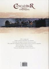 Verso de Excalibur - Chroniques -4- Chant 4 - Patricius