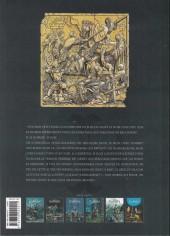 Verso de Je suis Cathare -6- Le Petit Labyrinthe