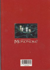 Verso de Princesse Mononoké -4- Volume IV