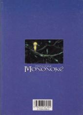 Verso de Princesse Mononoké -1- Volume I