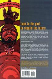Verso de Hellblazer: Papa Midnite (2005) -INT- Hellblazer: Papa Midnite