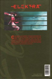 Verso de Elektra - Tome INT
