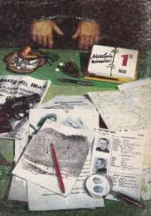 Verso de Scotland Yard (Impéria) -2- Le chat