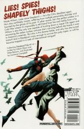 Verso de Deadpool Pulp (2010) -INT- Deadpool Pulp