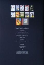 Verso de (AUT) Jacobs, Edgar P. -31- Les Contes - Illustrations d'Edgar P. Jacobs - Tome 2