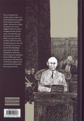 Verso de Juger Pétain