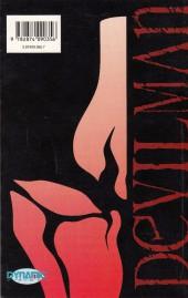 Verso de Devilman -1- Tome 1