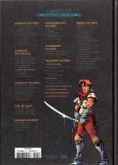 Verso de Lanfeust et les mondes de Troy - La collection (Hachette) -14- Lanfeust des Étoiles - Le râle du flibustier