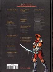 Verso de Lanfeust et les mondes de Troy - La collection (Hachette) -54- Trolls de Troy - Les prisonniers du Darshan (I)