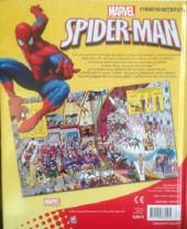 Verso de Spider-Man (Autres) -J- Cherche et trouve Spider-Man