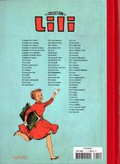 Verso de Lili - La collection (Hachette) -1- Lili à Chantalouette
