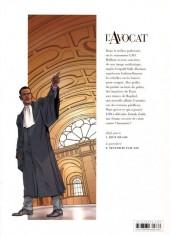 Verso de L'avocat -1- Jeux de loi