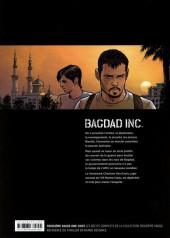 Verso de Bagdad Inc.