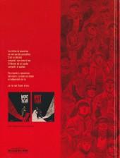 Verso de Mort au Tsar  -2- Le terroriste
